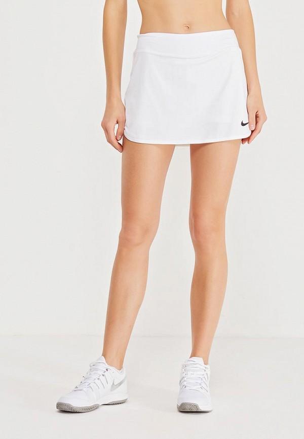 Купить Юбка Nike, PURE SKIRT, NI464EWHBM26, белый, Весна-лето 2018