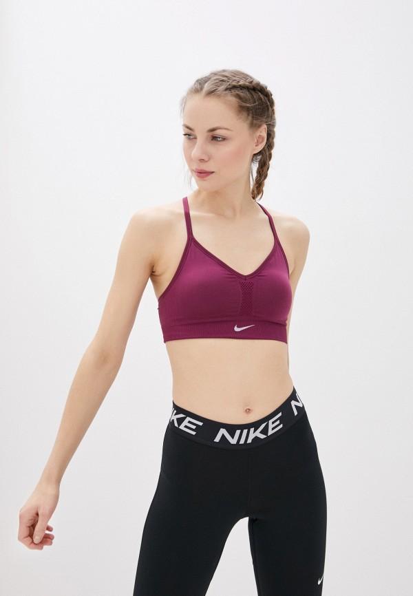 Топ спортивный Nike Nike NI464EWHTTS8 топ спортивный nike nike ni464ewugz25
