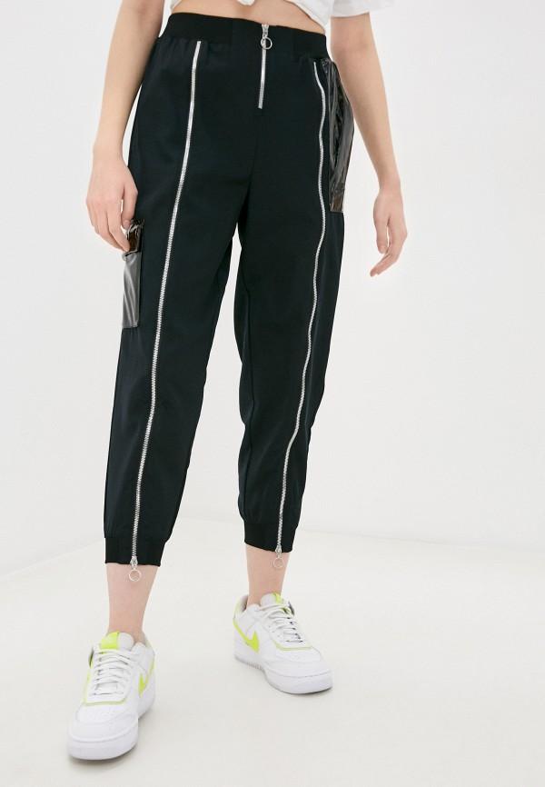 женские повседневные брюки nike, черные