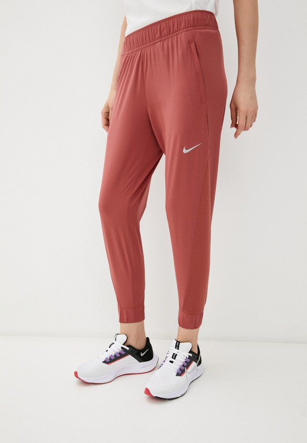 женские спортивные брюки nike, коричневые