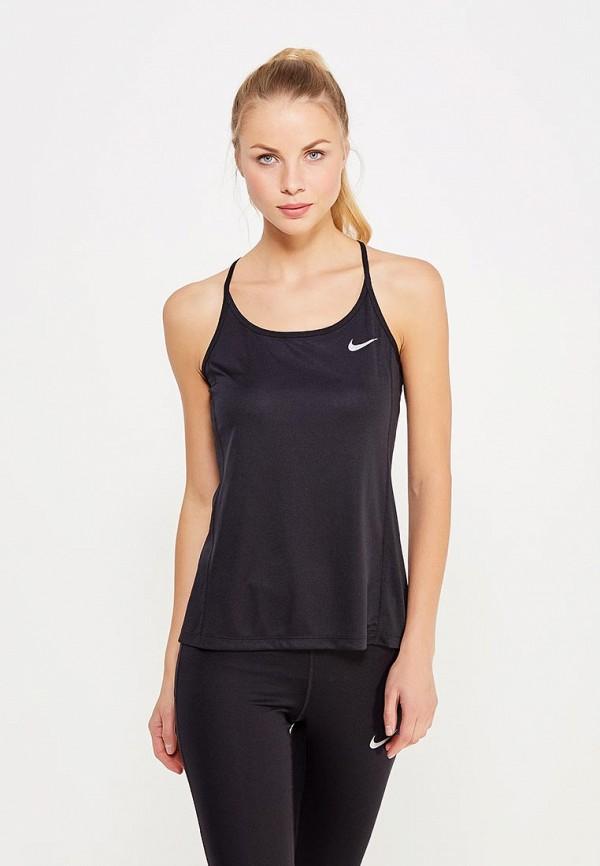 Майка спортивная Nike Nike NI464EWPKU37 тайтсы nike nike ni464embwhq2