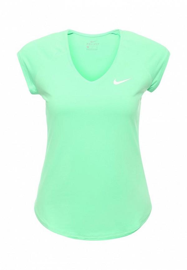 Футболка спортивная Nike Nike NI464EWPKV00 спортивная футболка nike f c glory 726473