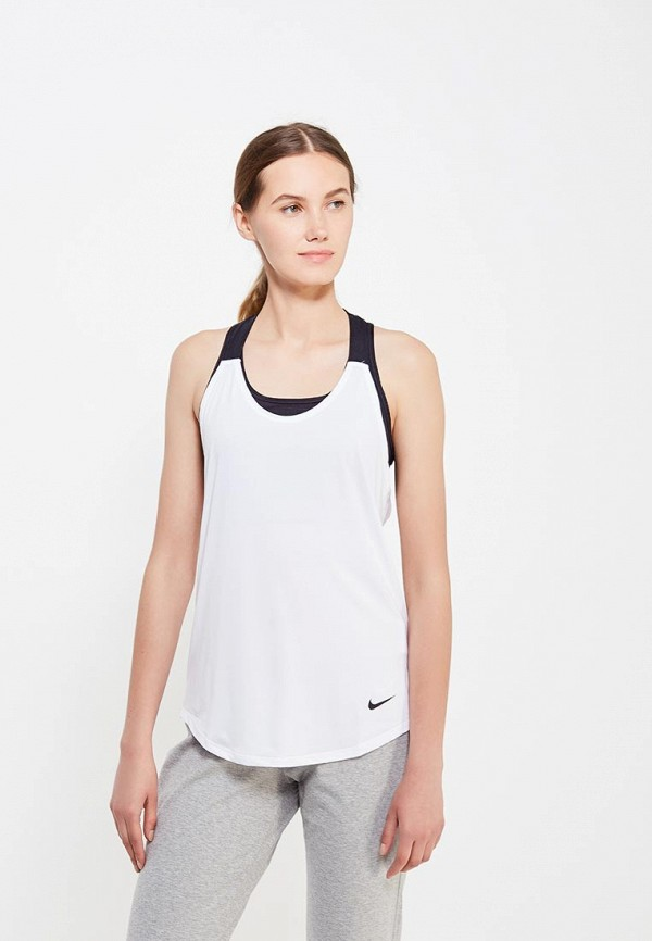 Майка спортивная Nike Nike NI464EWRZF19 майка спортивная nike nike ni464ewugz06