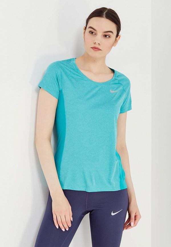 Футболка спортивная Nike Nike NI464EWUGV46 футболка nike nike ni464emaacl8