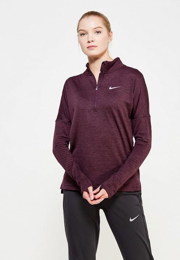 Лонгслив спортивный Nike Nike NI464EWUHC80 nike nike thigh sleeve