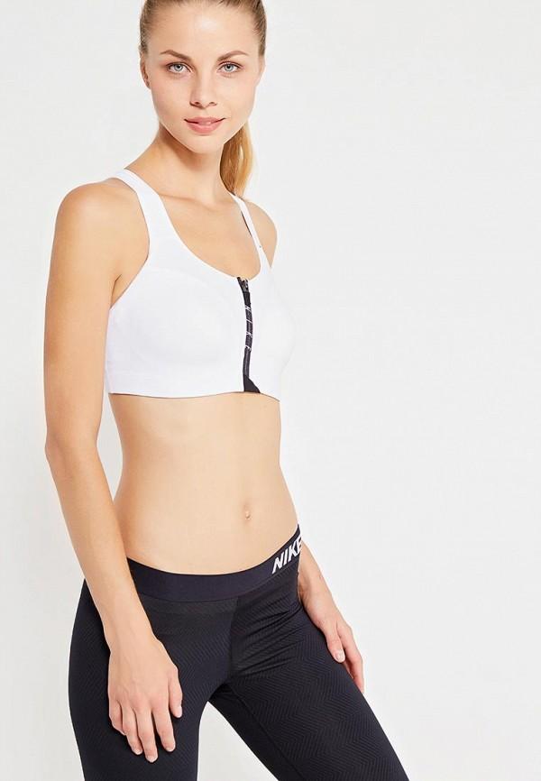 Топ спортивный Nike Nike NI464EWUHD37 клип кейс nillkin super frosted shield для samsung galaxy trend 3 белый