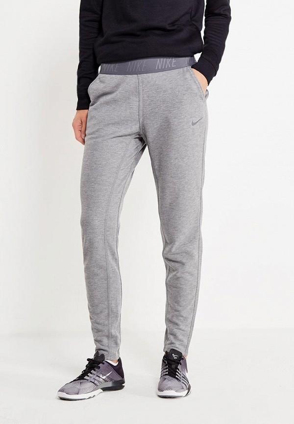 Брюки спортивные Nike Nike NI464EWUHE25 брюки спортивные женские nike dry essential цвет серый 925811 036 размер xs 40 42
