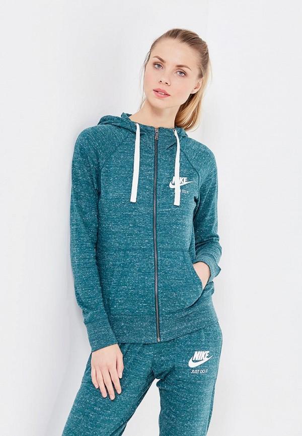 Толстовка Nike Nike NI464EWUHE91 толстовки nike толстовка nike tribute track jacket