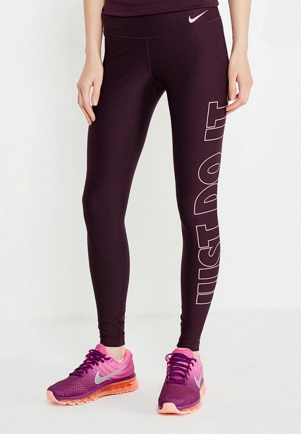 Тайтсы Nike Nike NI464EWUHG06 тайтсы nike nike ni464ewuhe51