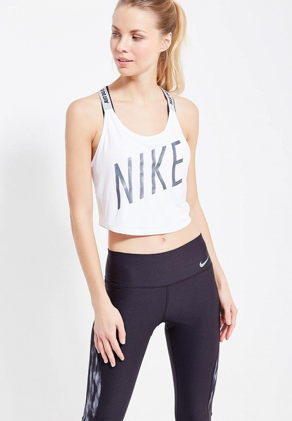 Топ спортивный Nike Nike NI464EWUHG54 топ спортивный nike nike ni464ewaagj5