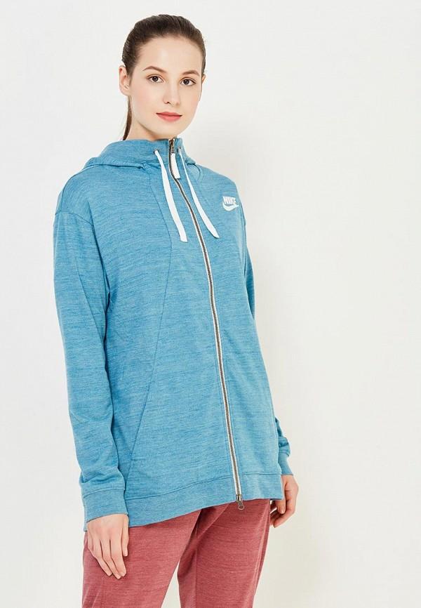 Толстовка Nike Nike NI464EWUHH61 толстовки nike толстовка nike tribute track jacket