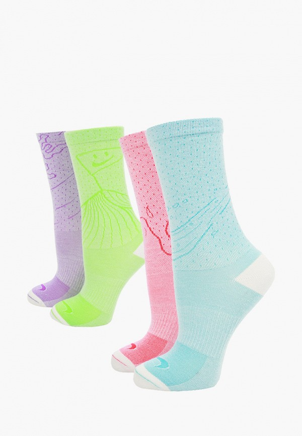 носки nike малыши, разноцветные