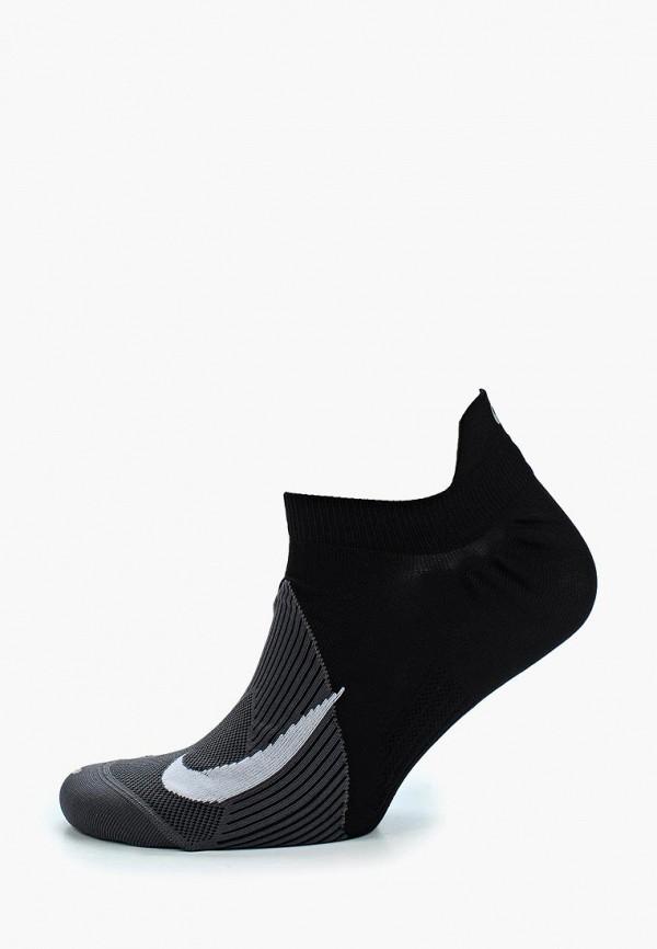 Купить Носки Nike, Elite Lightweight No-Show, NI464FUAADO8, черный, Осень-зима 2018/2019