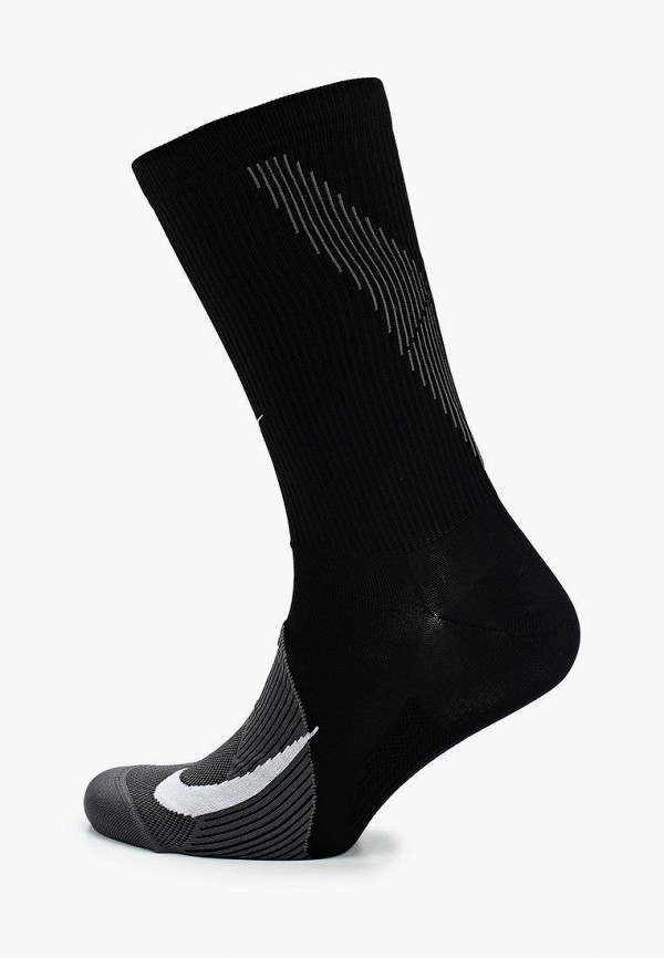 Купить Носки Nike, U NK SPARK LTWT CREW, NI464FUAADP1, черный, Весна-лето 2018