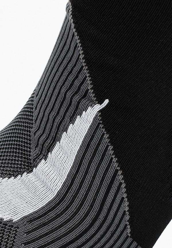 Фото 2 - женские носки или гольфы Nike черного цвета