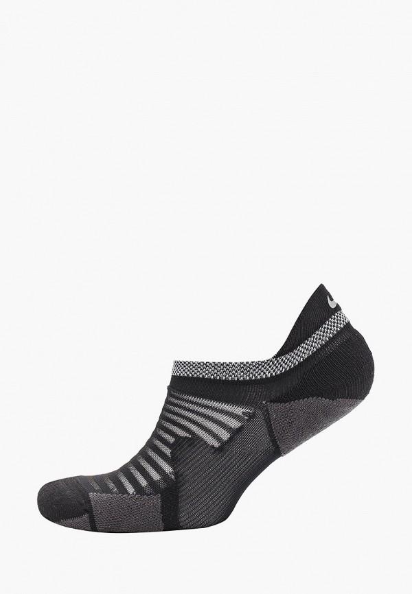 женские носки nike, черные