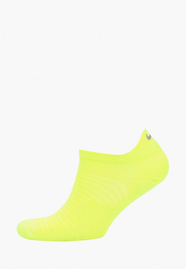 женские носки nike, зеленые