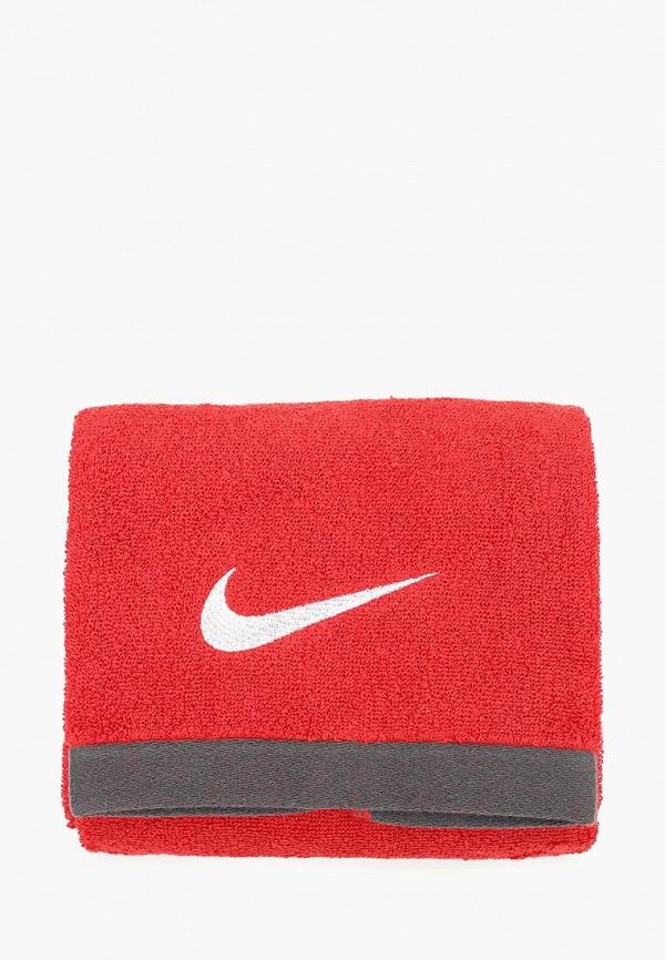 Купить Полотенце Nike, NIKE FUNDAMENTAL TOWEL, ni464judeau9, красный, Осень-зима 2018/2019