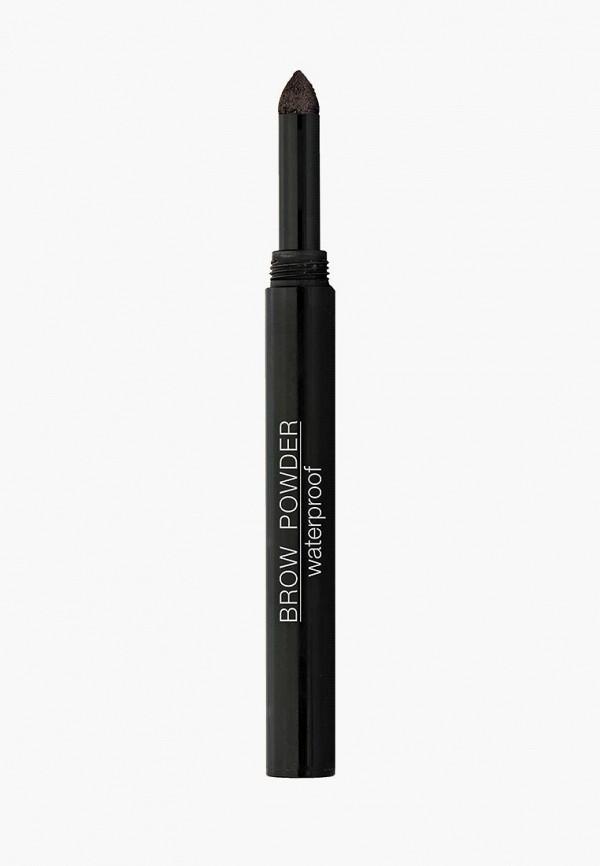 карандаш для бровей nouba, коричневый