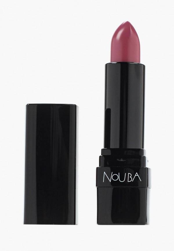 помада nouba, розовая