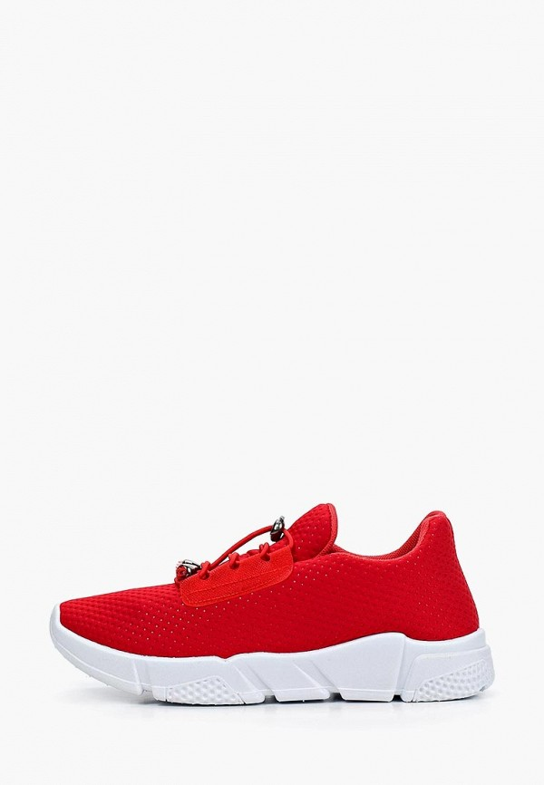 женские кроссовки nobbaro, красные