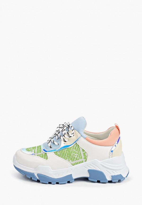 женские кроссовки nobbaro, разноцветные