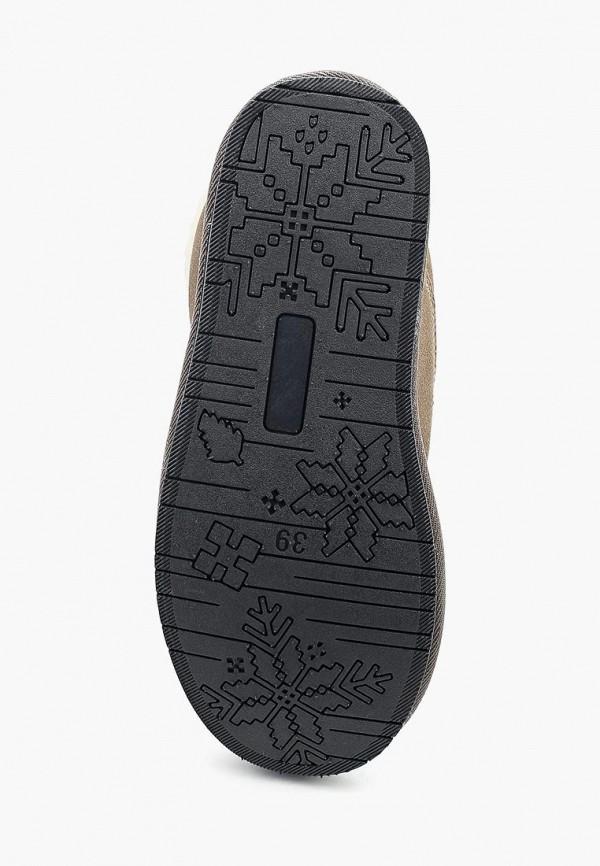 Фото 3 - женские ботинки и полуботинки Nobbaro коричневого цвета