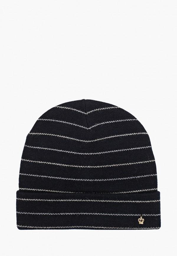 женская шапка noryalli, черная