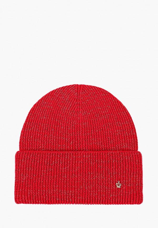 женская шапка noryalli, красная