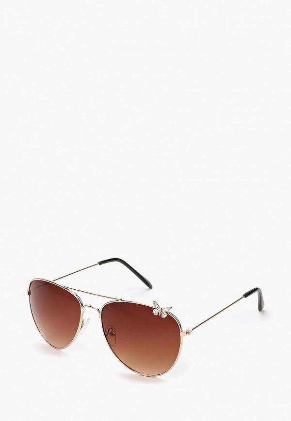 женские солнцезащитные очки noryalli, золотые