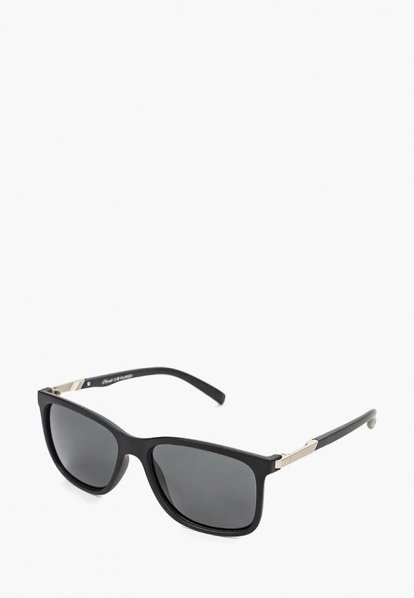 женские квадратные солнцезащитные очки noryalli, черные