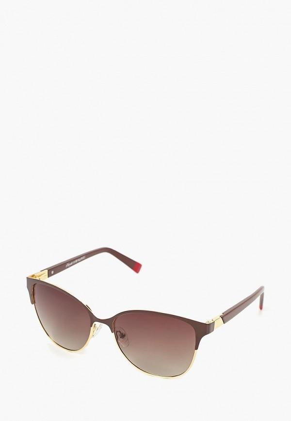 Очки солнцезащитные Noryalli Noryalli NO027DWFFEI3 цена