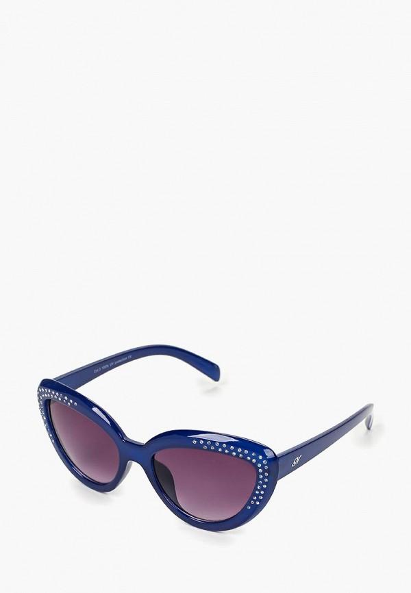 Фото - Очки солнцезащитные Noryalli синего цвета