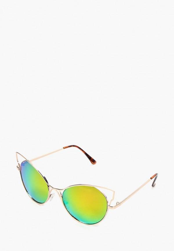 Фото - Очки солнцезащитные Noryalli золотого цвета