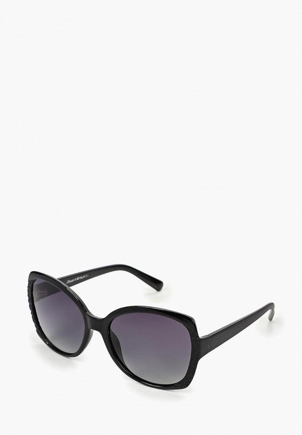 женские солнцезащитные очки noryalli, черные