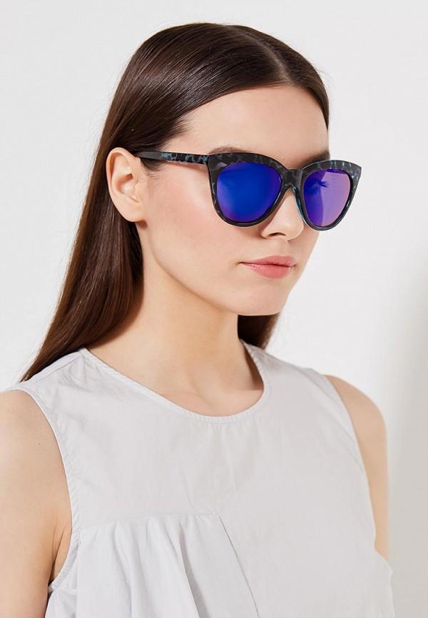 Фото 4 - Очки солнцезащитные Noryalli синего цвета