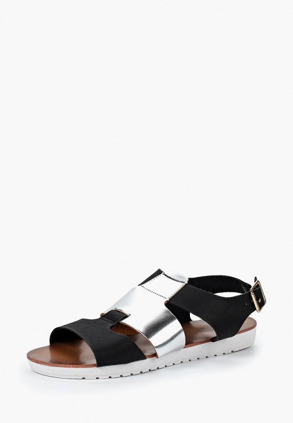 женские сандалии noos icon, разноцветные