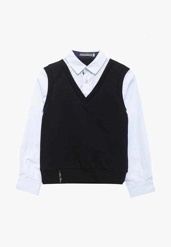 цены Рубашка Nota Bene Nota Bene NO030EBBXQR0