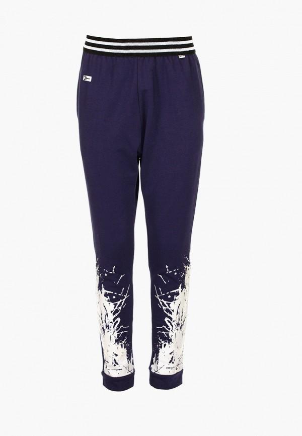 спортивные брюки nota bene для мальчика, синие