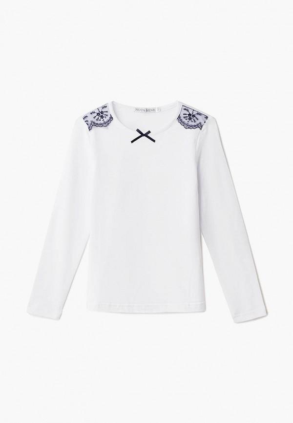 Купить Лонгслив Nota Bene, NO030EGBXQK8, белый, Осень-зима 2018/2019