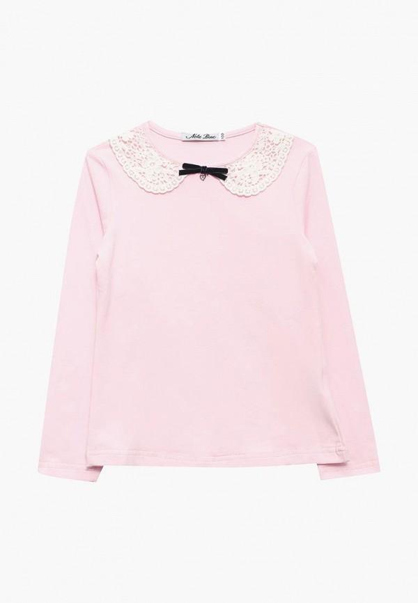 Купить Лонгслив Nota Bene, NO030EGBXQN5, розовый, Осень-зима 2018/2019