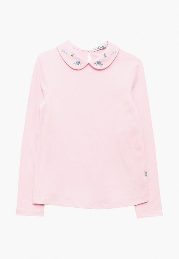 Купить Лонгслив Nota Bene, NO030EGBXQP0, розовый, Осень-зима 2018/2019