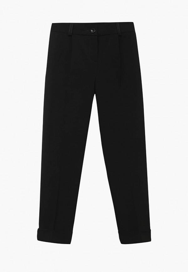 брюки nota bene для девочки, черные
