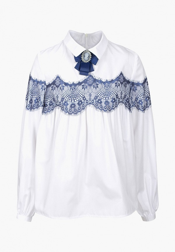 Блуза Nota Bene Nota Bene NO030EGFSAP5 юбка nota bene nota bene no030egbxqm8