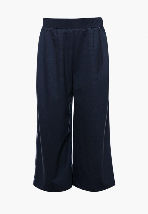 брюки nota bene для девочки, синие