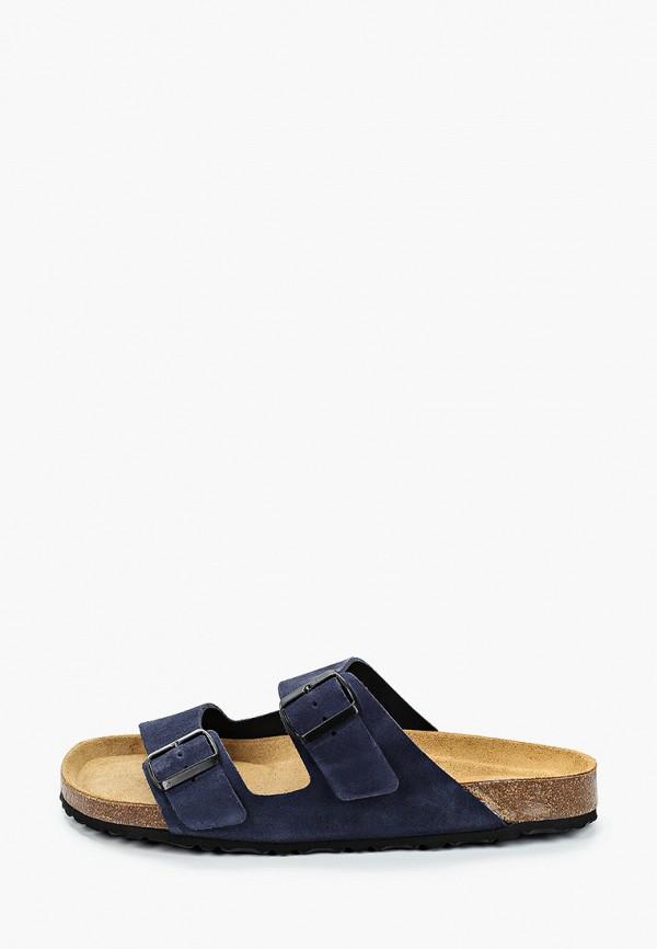 мужские сандалии norberto costa, синие
