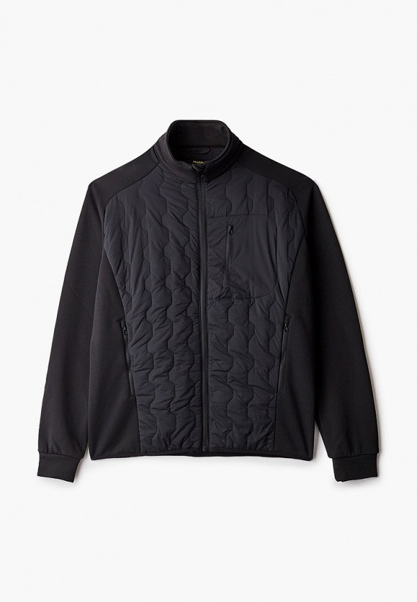 мужская куртка north 56-4, черная