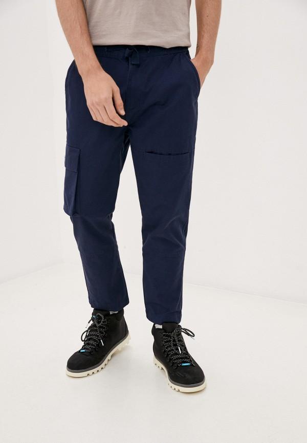 мужские брюки nordam, синие