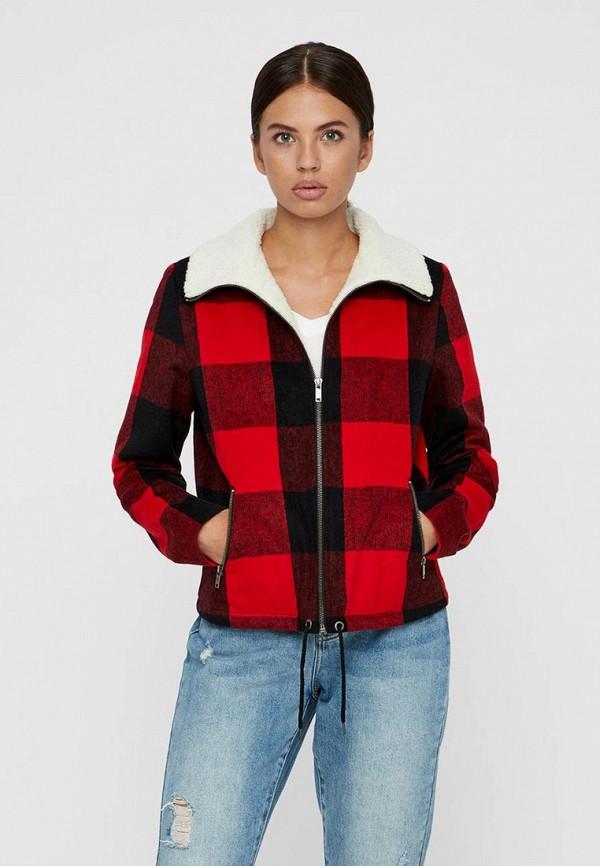 Куртка утепленная Noisy May Noisy May NO963EWCCKW1 цена 2017