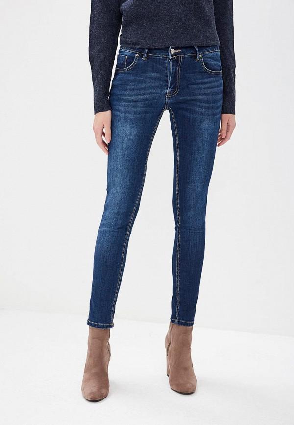 женские джинсы noisy may, синие
